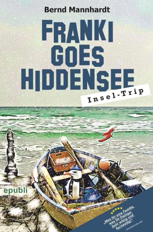 Franki goes Hiddensee als Buch (gebunden)