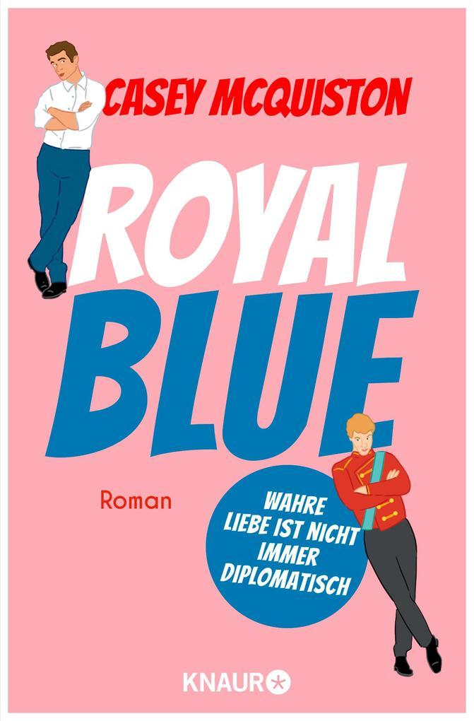 Royal Blue als Taschenbuch
