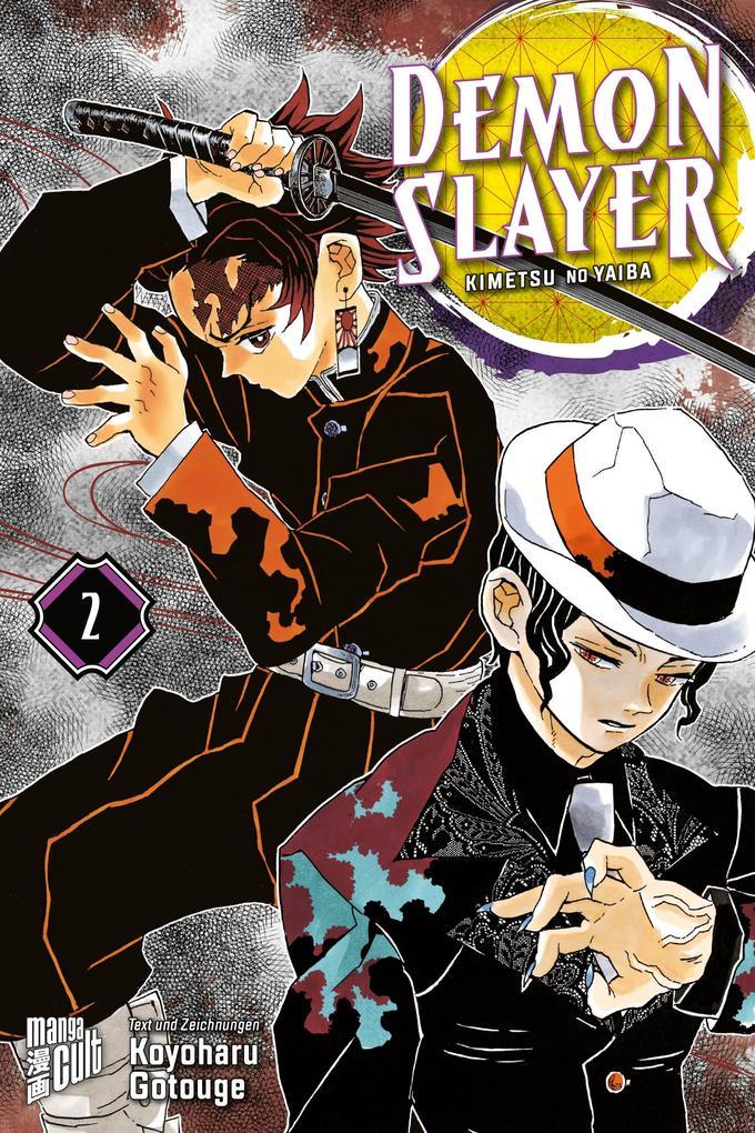 Demon Slayer 2 als Buch (kartoniert)