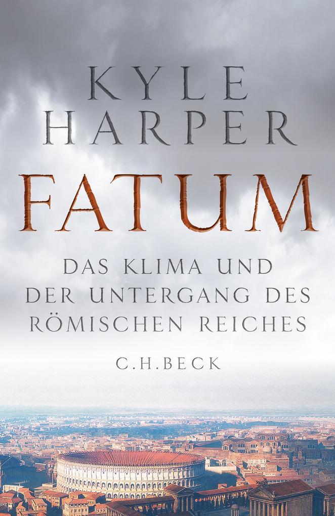 Fatum als Buch (gebunden)