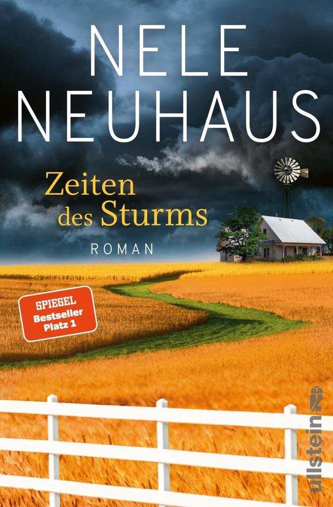 Zeiten des Sturms als Buch (gebunden)