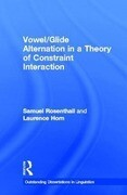 Vowel/Glide Alternation in a Theory of Constraint Interaction