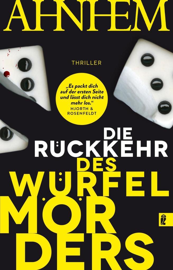 Die Rückkehr des Würfelmörders als eBook epub