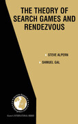 The Theory of Search Games and Rendezvous