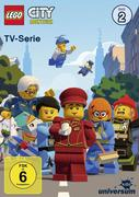 LEGO City - TV-Serie DVD 2