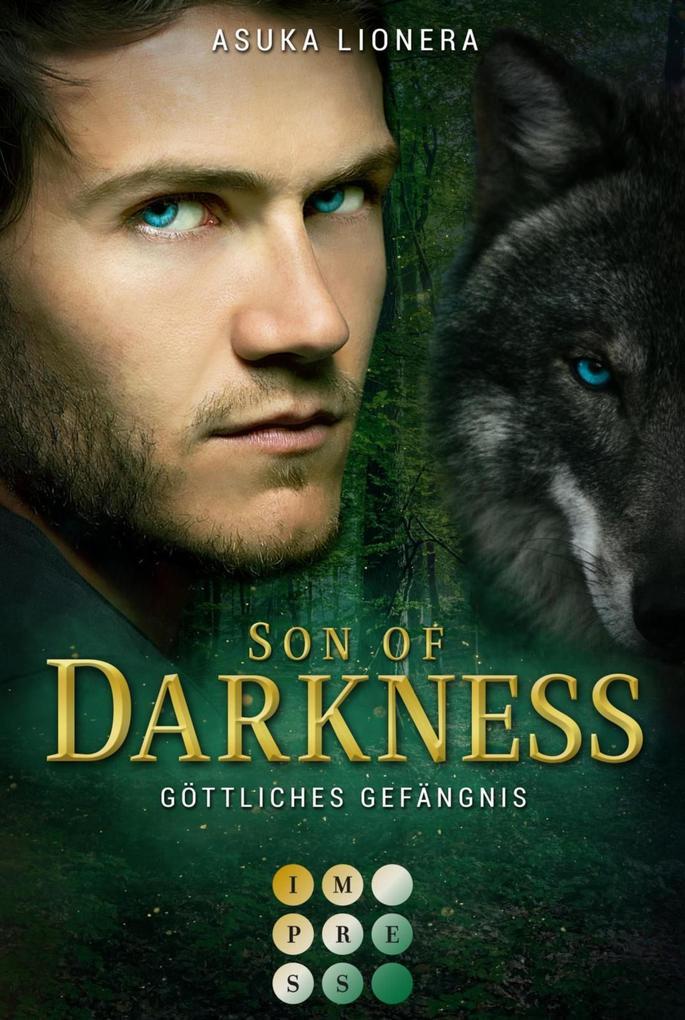 Son of Darkness 1: Göttliches Gefängnis als eBook epub