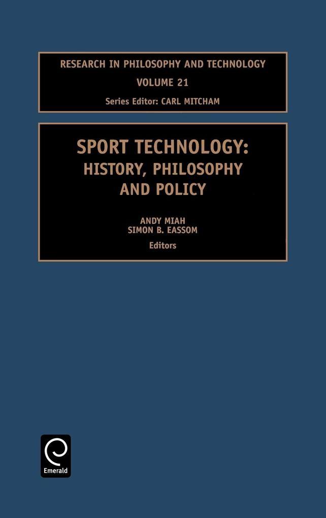 Sport Technology als Buch von