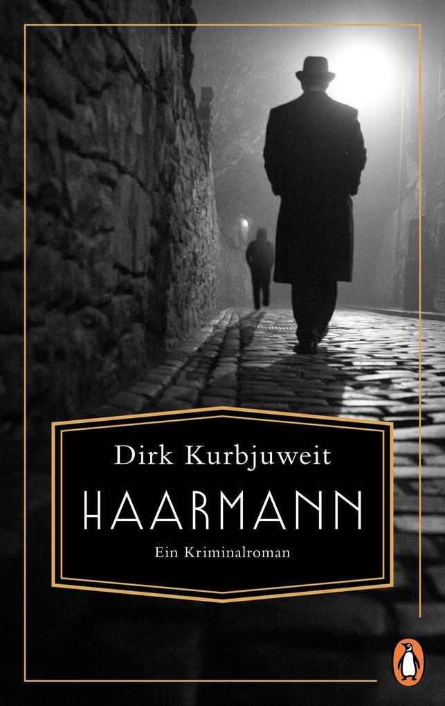 Haarmann als Buch (gebunden)