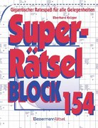 Superrätselblock. .154