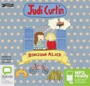 Bonjour Alice als Hörbuch CD