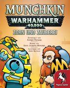 Pegasus - Munchkin Warhammer 40.000 - Zorn und Zauberei
