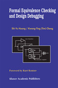 Formal Equivalence Checking and Design Debugging
