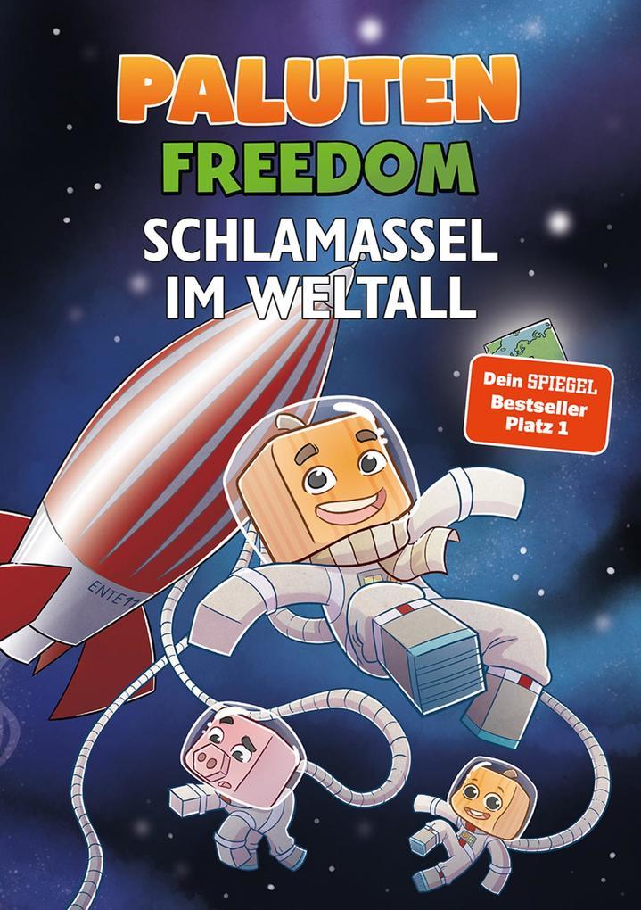 Image of Schlamassel im Weltall