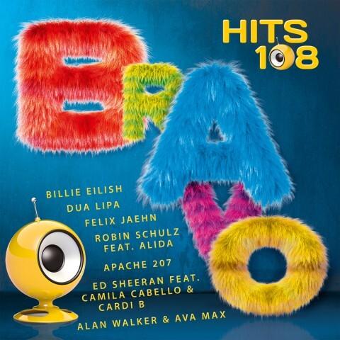 Bravo Hits, Vol. 108 als CD