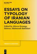 Essays on Typology of Iranian Languages