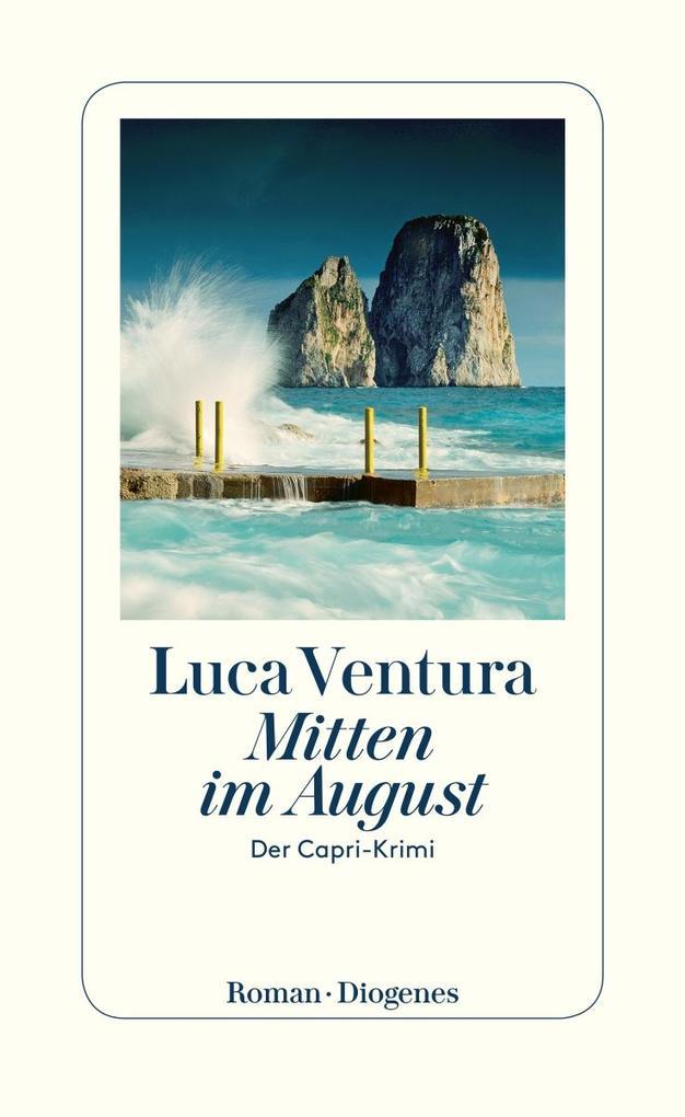 Mitten im August als Buch (kartoniert)