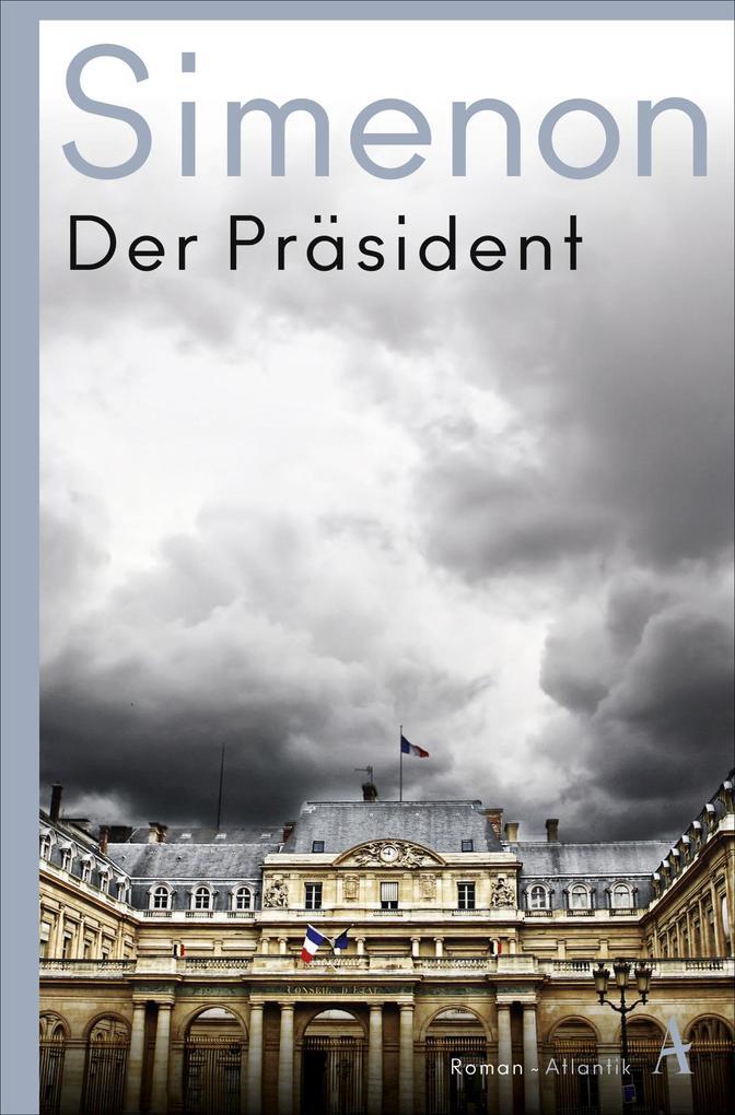 Der Präsident als Buch (kartoniert)