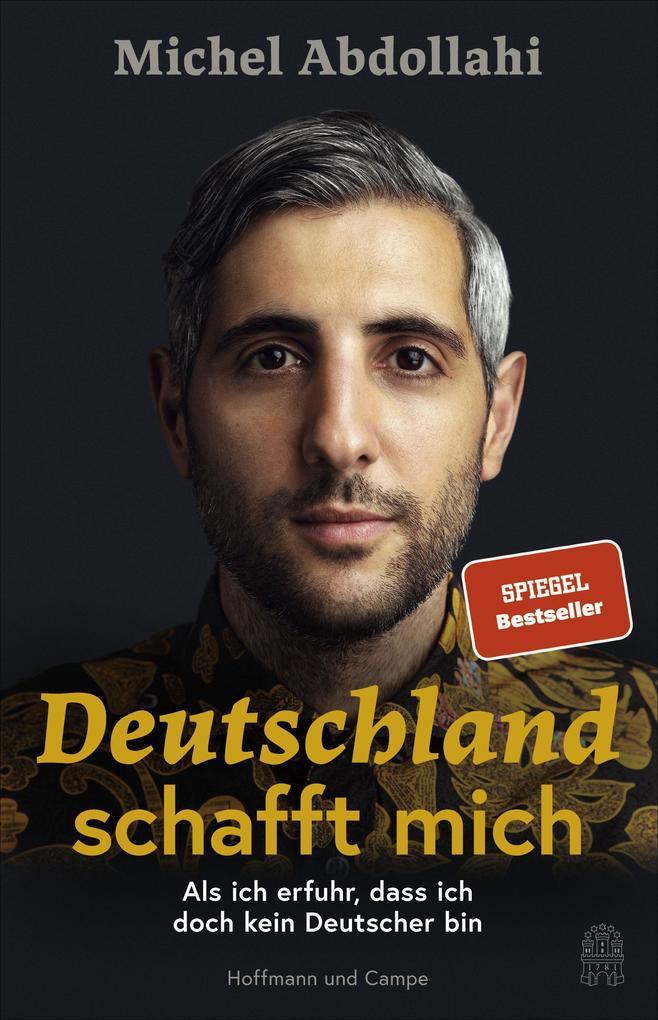 Deutschland schafft mich als Buch (kartoniert)