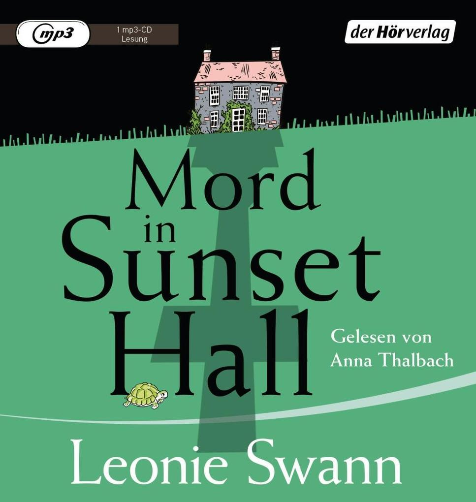 Mord in Sunset Hall als Hörbuch CD