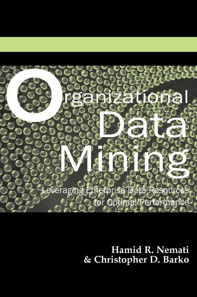 Organizational Data Mining als Buch von
