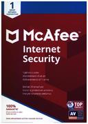 McAfee Internet Security 1 Device (Code in a Box). Für Windows 7/8/10/MAC/Android/iOs
