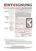 eNTEURIGNUNG (DIE DIGITALE & EURURALE SELEKTION DES/DER MENSCHEN ... eINEUR UNWIeDEURRLeGBAREUR BILD