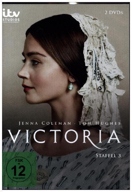 Victoria Staffel 3 als DVD