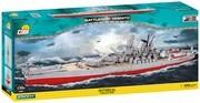 COBI - Historical Collection - WWII Ships - Battleship Yamato