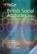 British Social Attitudes: Continuity and Change Over Two Decades