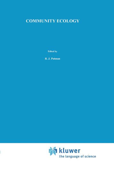 Community Ecology als Buch von R. Putnam
