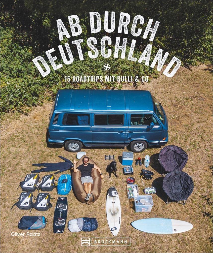 Ab durch Deutschland! als Buch (kartoniert)