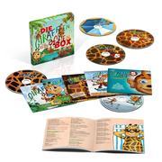 Die Giraffenaffen Box-5 CDs mit Songs und Texten