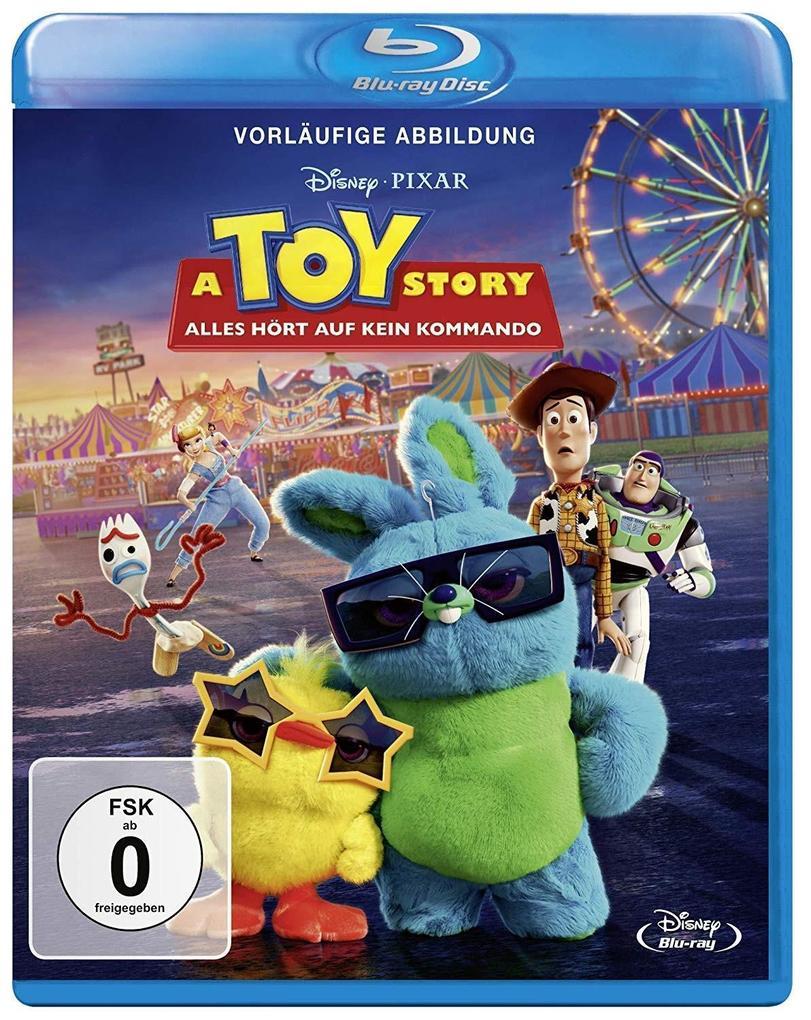 A Toy Story: Alles hört auf kein Kommando als Blu-ray