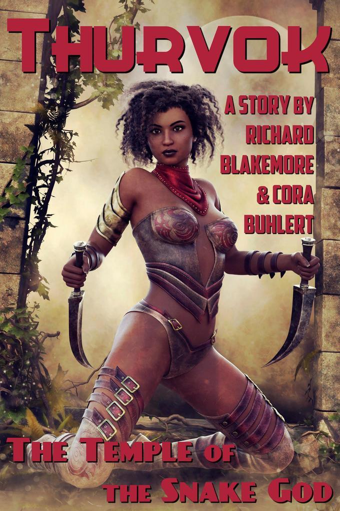 The Temple of the Snake God (Thurvok, #8) als eBook