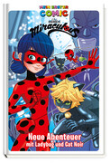 Mein erster Comic: Miraculous: Neue Abenteuer mit Ladybug und Cat Noir
