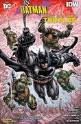 Batman/Teenage Mutant Ninja Turtles: Helden in der Krise