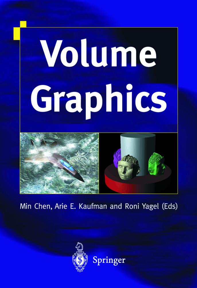 Volume Graphics als Buch von