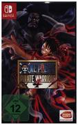 One Piece Pirate Warriors 4 1 Nintendo Switch-Spiel