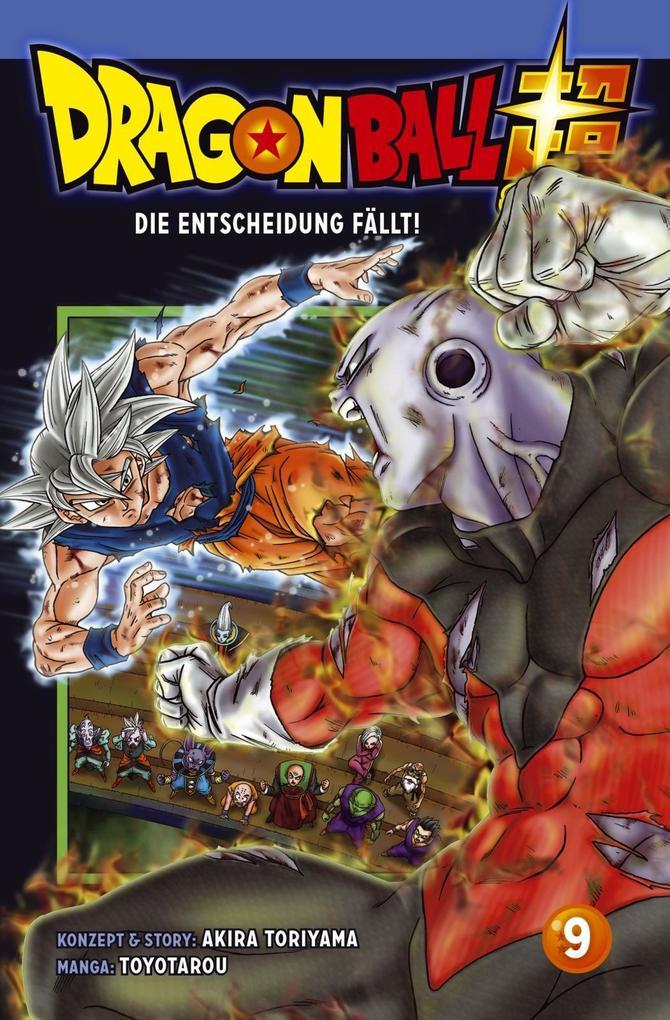Dragon Ball Super 9 als Taschenbuch