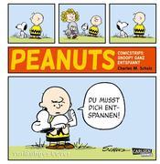 Die Peanuts Tagesstrips: Snoopy ganz entspannt!