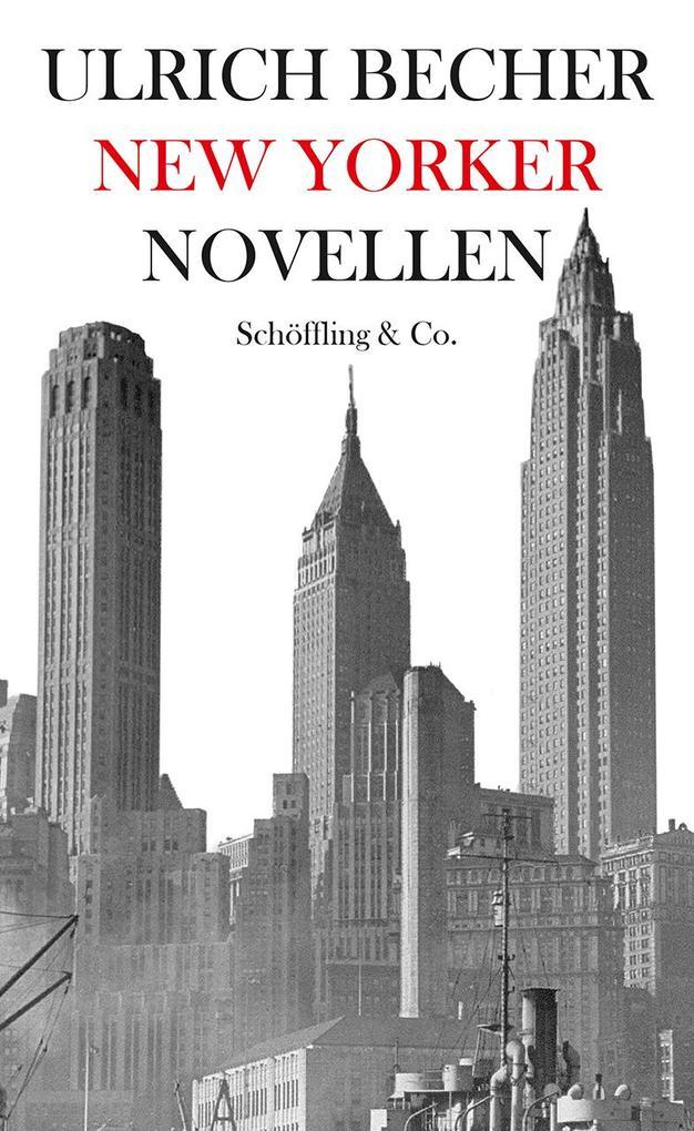 New Yorker Novellen als Buch (gebunden)