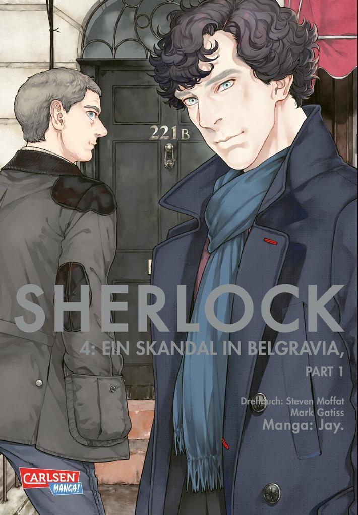 Sherlock 4 als Buch (kartoniert)