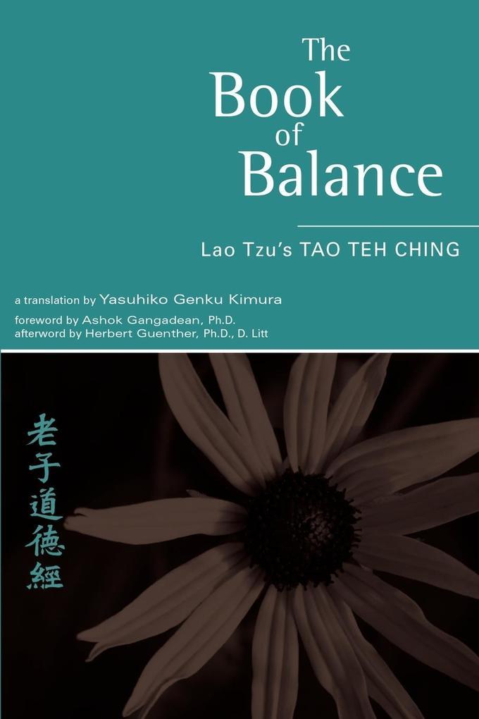The Book of Balance als Taschenbuch von Yasuhik...