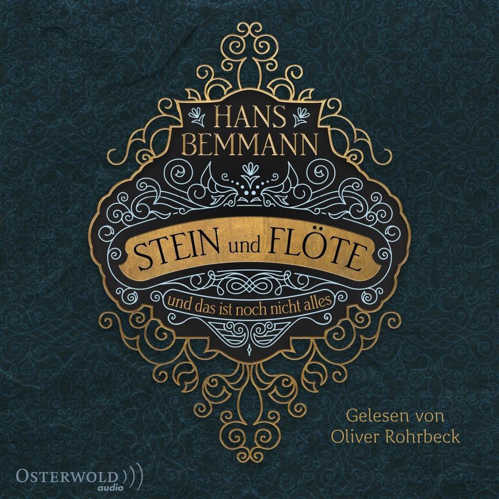 Stein und Flöte als Hörbuch CD