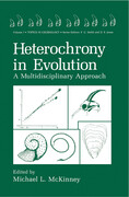 Heterochrony in Evolution