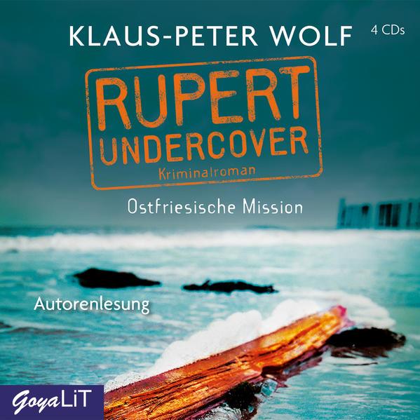 Rupert undercover. Ostfriesische Mission als Hörbuch CD
