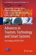 Advances in Tourism, Technology and Smart Systems