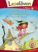 Leselöwen 1. Klasse - Die Hexe und der Muffin-Zauber