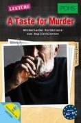 PONS A Taste for Murder