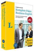 Langenscheidt Komplett-Paket Business English. Sprachkurs für Wiedereinsteiger und Fortgeschrittene